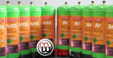 maxxiline argon disposable cylinders