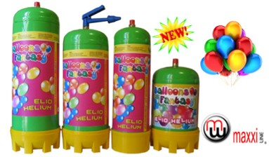 maxxiline helium disposable cylinders