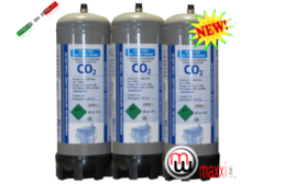 maxxiline co2 cylinders